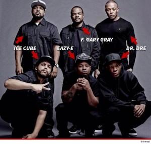 Straight Outta Compton  AUGUST 14   https://www.youtube.com/watch?v=G2ArUEbt7ws