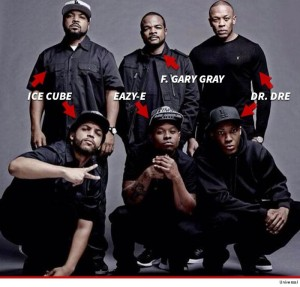 Straight Outta Compton  AUGUST 14   https://www.youtube.com/watch?v=G2ArUEbt7ws