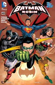Batman and Robin 040-000