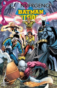 Convergence - Batman and the Outsiders (2015) 001-000