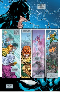 Convergence - Batman and the Outsiders (2015) 001-002