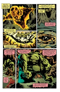 Convergence - Swamp Thing (2015) 001-003