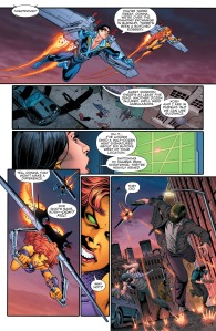 Convergence - The New Teen Titans (2015) 001-003