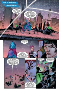 Convergence - The New Teen Titans (2015) 001-004