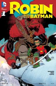 Robin - Son of Batman (2015-) 001-000
