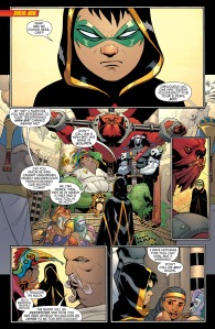 Robin - Son of Batman (2015-) 001-003