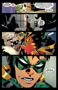Robin - Son of Batman (2015-) 001-005