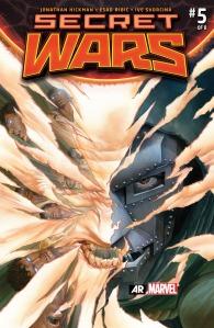 Secret Wars (2015-) 005-000