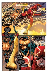 Justice League- The Darkseid War - The Flash (2015) 001-005